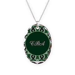Emerald Isle Monogram Necklace