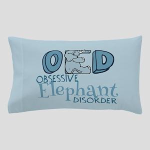 Funny Elephant Pillow Case