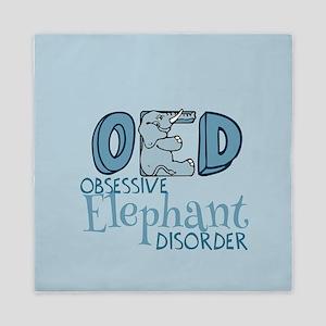 Funny Elephant Queen Duvet
