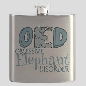 Funny Elephant Flask