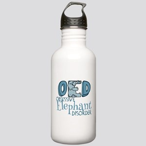 Funny Elephant Stainless Water Bottle 1.0L
