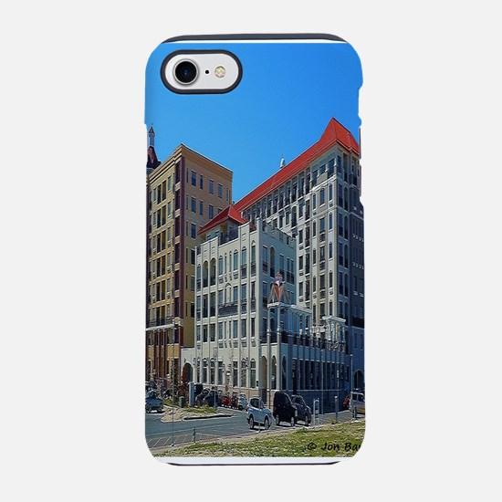 The North Beach Building iPhone 7 Tough Case