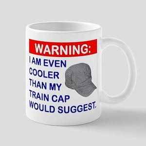 TrainCap Mug