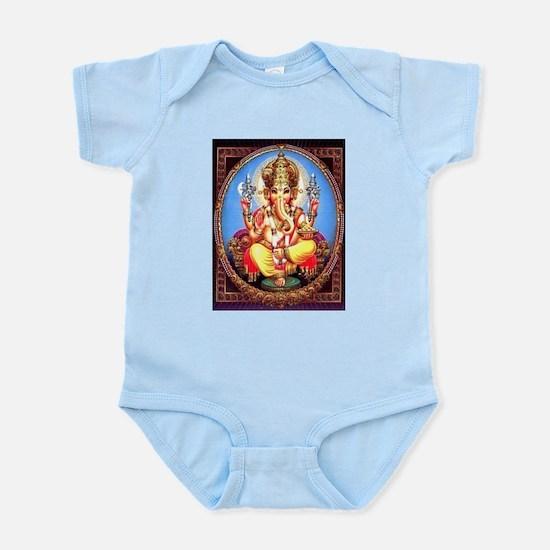 Ganesh / Ganesha Indian Elephant Hindu D Body Suit
