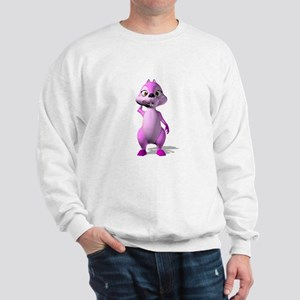 Pink Girl Squirrel Sweatshirt