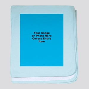 Your Image Here baby blanket