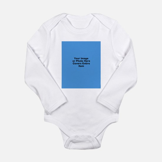 Your Image Here Long Sleeve Infant Bodysuit