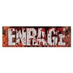 Enrage Gateway Bumper Sticker