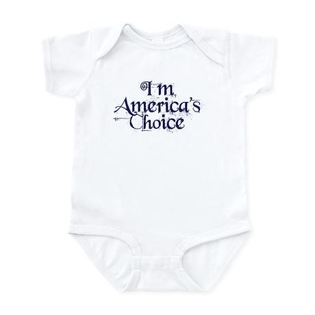 America's Choicce Infant Bodysuit