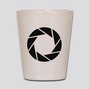 Aperture Science Shot Glass
