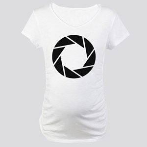 Aperture Science Maternity T-Shirt
