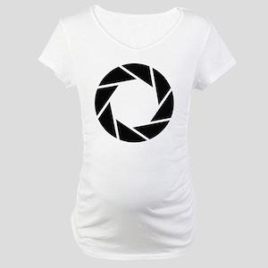 Aperture Science Maternity T-Shirt