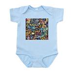 Abstract-Believe 1 Infant Bodysuit