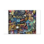 Abstract-Believe 1 Mini Poster Print