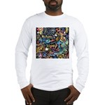 Abstract-Believe 1 Long Sleeve T-Shirt