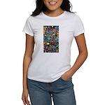 Abstract-Believe 1 Women's T-Shirt