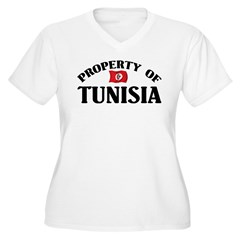 Property Of Tunisia T-Shirt