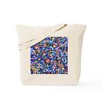 Star Swirl Tote Bag
