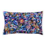 Star Swirl Pillow Case