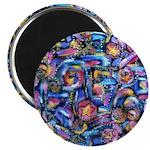 Star Swirl Magnet