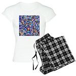Star Swirl Women's Light Pajamas
