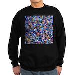 Star Swirl Sweatshirt (dark)