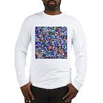 Star Swirl Long Sleeve T-Shirt