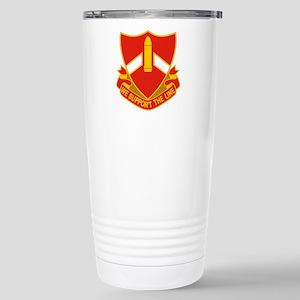 28 Field Artillery Regi Stainless Steel Travel Mug