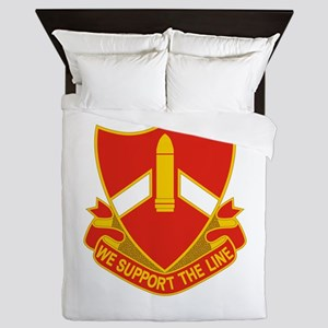 28 Field Artillery Regiment Queen Duvet