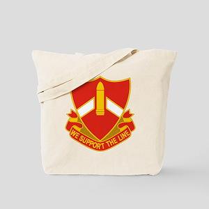 28 Field Artillery Regiment Tote Bag