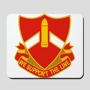 28 Field Artillery Regiment Mousepad