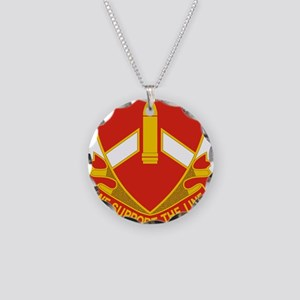 28 Field Artillery Regiment. Necklace Circle Charm