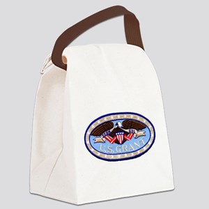 USS ULYSSES S. GRANT Canvas Lunch Bag