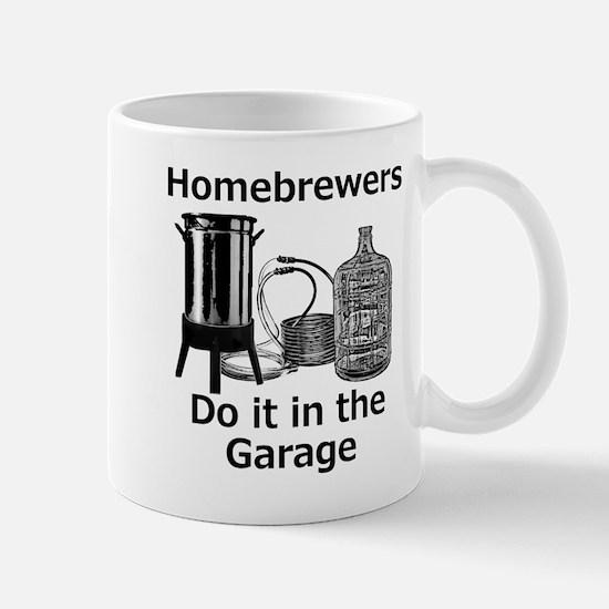 Cute Homebrew Mug
