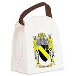 Isaacson Canvas Lunch Bag