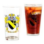 Isaacson Drinking Glass