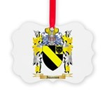 Isaacson Picture Ornament