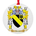 Isaacs Round Ornament