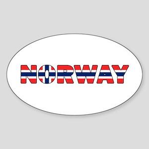 Norway 001 Sticker