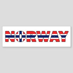Norway 001 Bumper Sticker