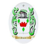 Irwin Ornament (Oval)