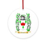 Irwin Ornament (Round)