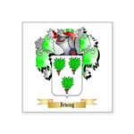 Irving Square Sticker 3
