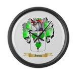 Irving Large Wall Clock