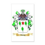 Irving 2 35x21 Wall Decal