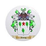 Irving 2 Ornament (Round)