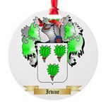 Irvine Round Ornament