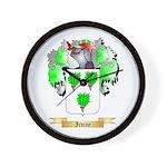 Irvine Wall Clock