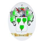 Irvine Ornament (Oval)