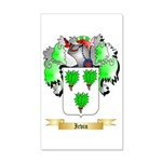 Irvin 35x21 Wall Decal